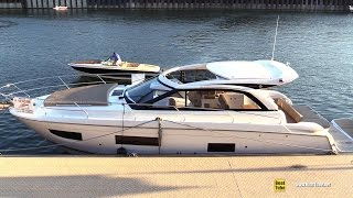 2014 Jeanneau Leader 40 Motor Yacht - Walkaround - 2015 Montreal In Water Boat Show