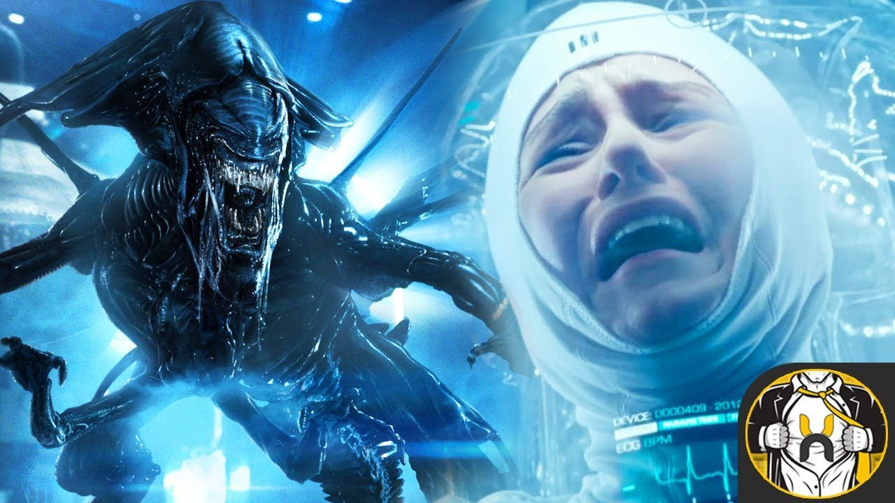Alien Covenant: David CONFIRMS Xenomorph Queen in New ...Xenomorph Queen Prometheus