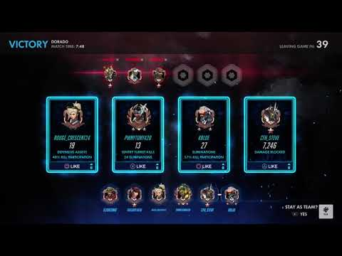 Overwatch keep your cool