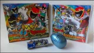 Zyuden Sentai Kyoryuger Limited CD キョウリュウジャー 限定盤CD