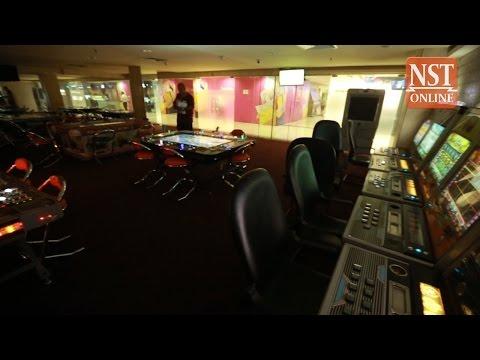 Gambling in KL's 'golden triangle'