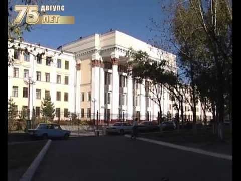 75 лет  ДВГУПС г.ХАБАРОВСК.wmv