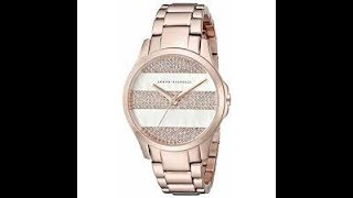 Armani Watches Models For Women