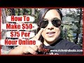 How To Make Money Online Fast | How To Earn Money Online 2018