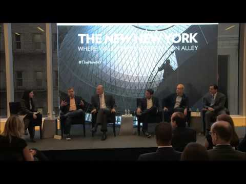 #TheNewNY Attracting Tech Talent to New York
