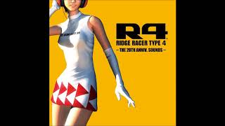 R4 -THE 20TH ANNIV. SOUNDS- - Thru (Sampling Masters MEGA Remix)