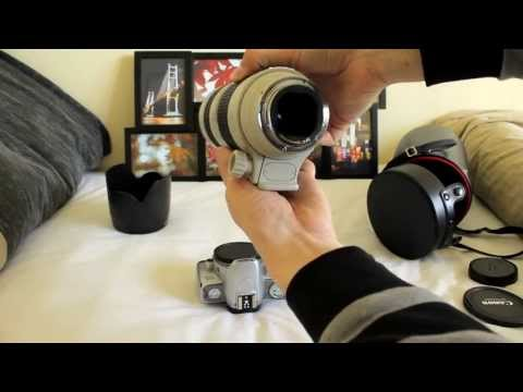 Canon EF 70-200mm f2.8 L USM Lens Review (with samples)