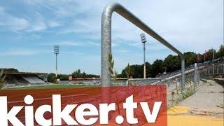 Aus einer anderen Zeit: Darmstadts Böllenfalltor - kicker.tv
