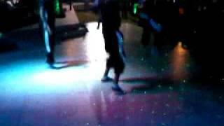 Turkish Hip-Hop dancing