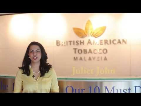 British American Tobacco Malaysia.