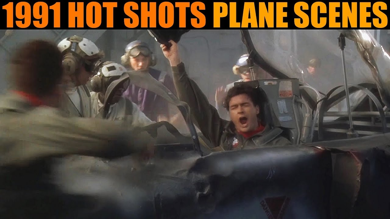 Hot Shots(1991) Which Plane Scenes Can We Reenact?   DCS WORLD