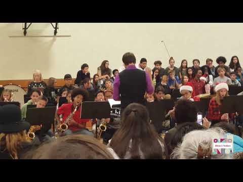 Nathan performance at Twentynine Palms junior high school