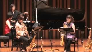 プーランク:オーボエ、バスーンとピアノのための三重奏曲Ⅲ