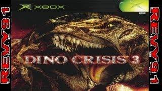 [ XBOX - ITA ] Dino Crisis 3 / INTRO [ HD ]