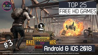 Top 25 FREE HD Games for iOS & Android in 2018 #3
