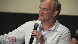 Quentin Tarantino Talks with AFI Fellows at AFI's Opening Day: Part 1