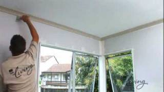 How to install GIB® Cove for a great look in your home with GIB® Living