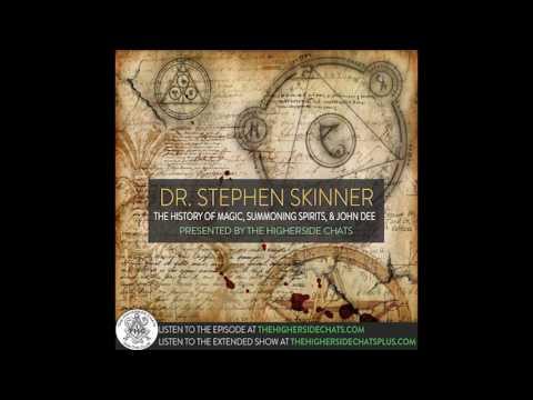 Dr. Stephen Skinner | The History Of Magic, Summoning Spirits, & John Dee