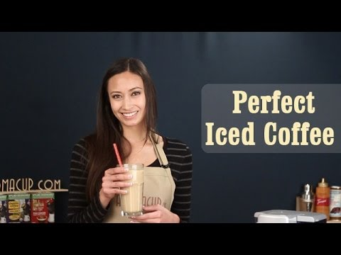 How to make Perfect Iced Coffee | Keurig Coffee Recipes - YouTube