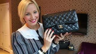 One of Angela Ceberano's most viewed videos: Chanel Jumbo Double Flap Unboxing
