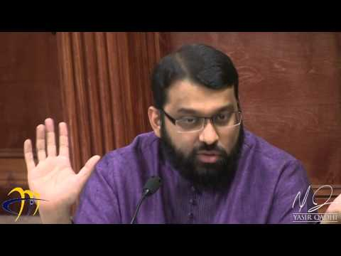 The Reality of Jinn in the Qur'an and Sunnah ~ Dr. Yasir Qadhi | 20th April 2014