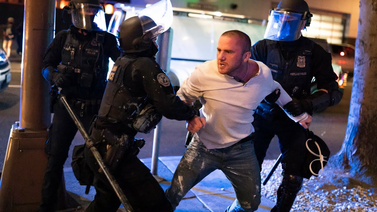 Suspect In Fatal Shooting Of Portland Right-Wing Protester Killed By ...