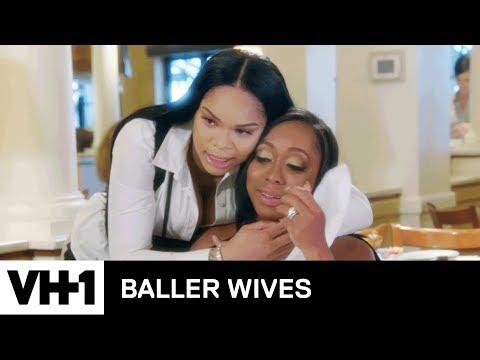 Stacey & Kijafa Have A Breakthrough | Baller Wives