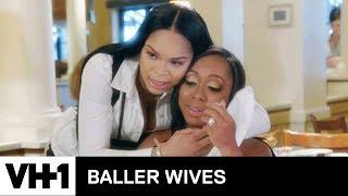 Stacey & Kijafa Have A Breakthrough | Baller Wives