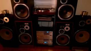 AIWA AD-WX929 VS PIONEER CT-F950 SOUND COMPARED