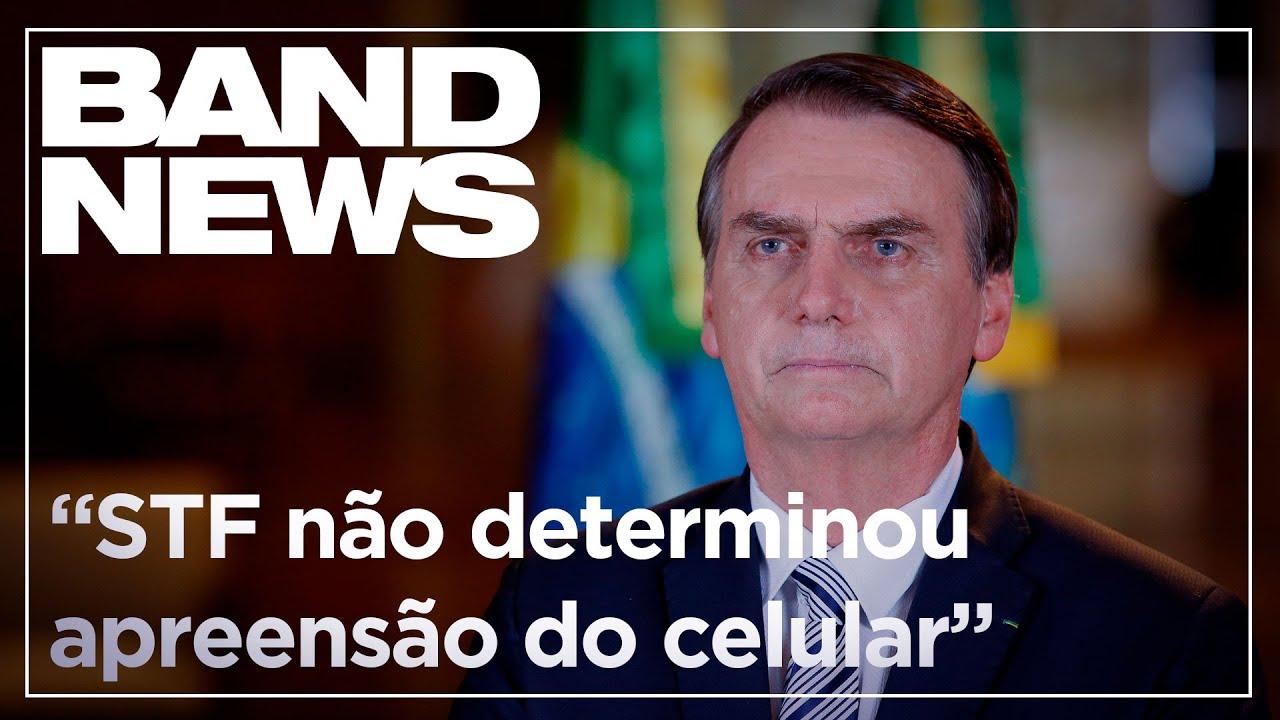 Notícias - Celso de Mello: