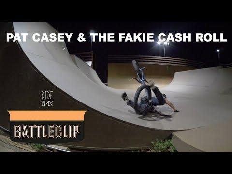 PAT CASEY & THE FAKIE CASH ROLL - BMX BATTLECLIP