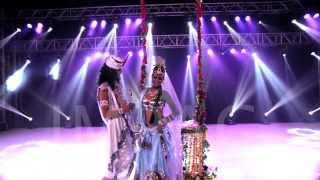 Krishna- the musical ballet, Indian mythological saga,little krishna Presented by IMPAC ,India