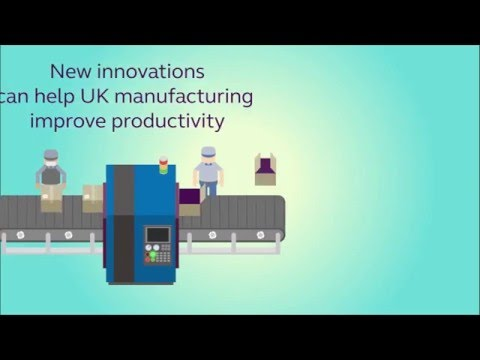 Innovate UK: opportunities in manufacturing and materials
