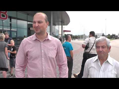 """""""RIGA OPEN 2014"""" interview with Jānis Virskūns"""