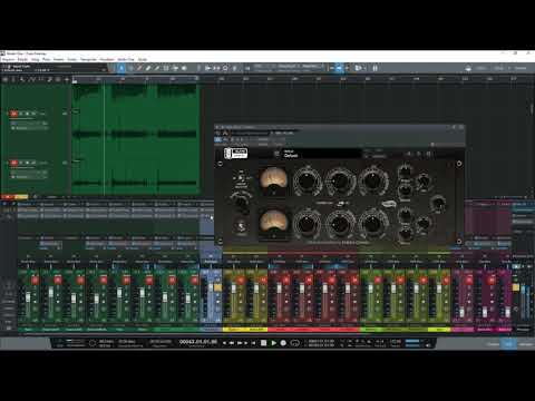 Fake Drum Room - Dark Path Studio
