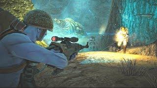 Rogue Trooper Redux - First 39 Minutes Gameplay Walkthrough Part 1 (PS4 PRO)