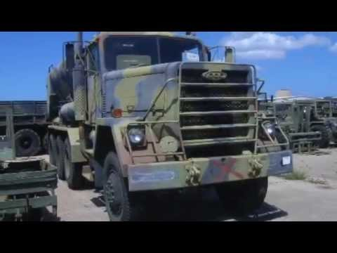 1979 AM General M919 Concrete Mixer Truck on GovLiquidation.com