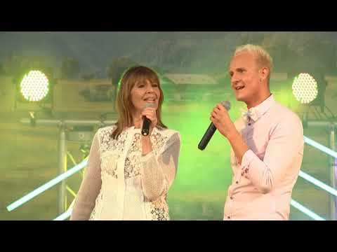 Justin Winter & Cindy Berger - Es ist immer alles gut (Live in Linne)