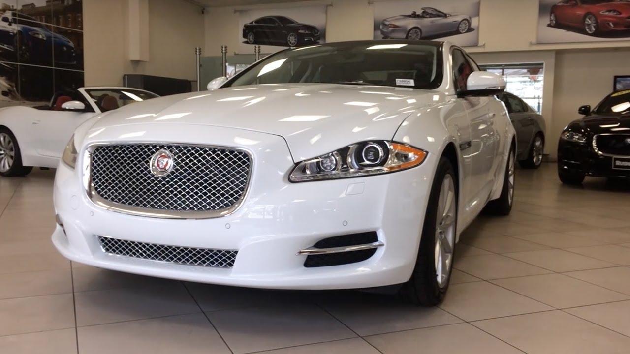 The New 2014 Jaguar XJ   Rusnak/Pasadena Jaguar