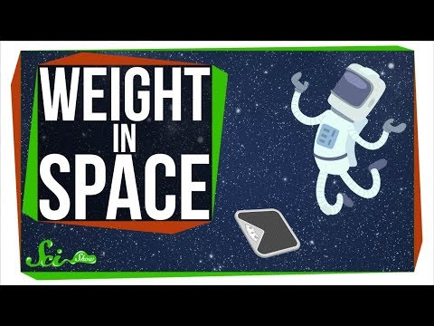 How Do You Weigh Things in Space?