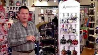 Sports Holiday Ornament Merchandisers by Evergreen Enterprises Thumbnail