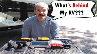 Furrion 4 Camera Solution for your RV