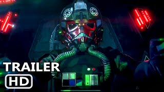 STAR WARS SQUADRONS Official Trailer (2020) Action Game HD
