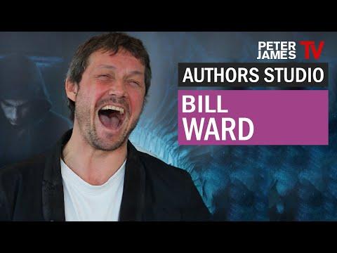 Peter James | Bill Ward | Authors Studio - Meet The Masters