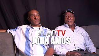 John Amos Recalls His McDonald's Job Before 'Coming To America'
