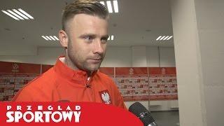 Artur Boruc po meczu Polska - Finlandia 5:0
