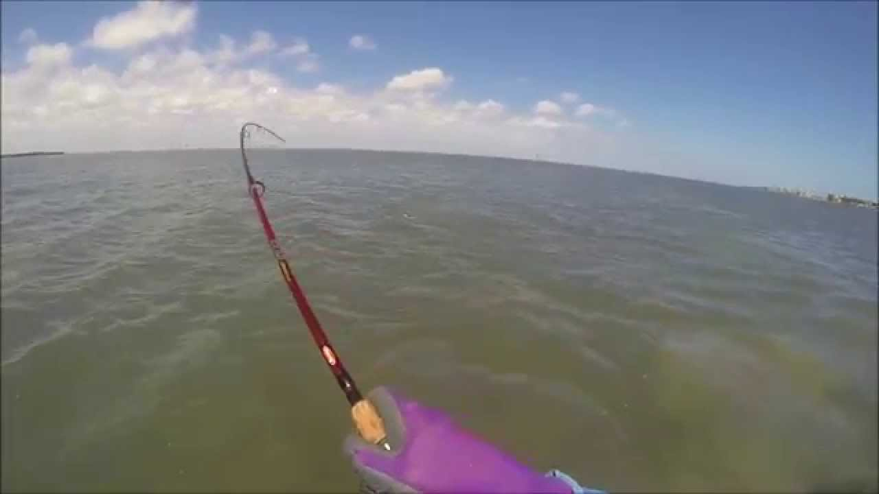 Two red fish south padre island bay youtube for Bay fishing south padre island