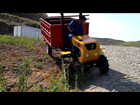 Micro transportador TR4x4.13 off-road CTGM