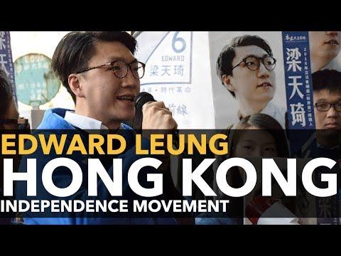 China Intensifies Efforts to Crush the Hong Kong Independence Movement