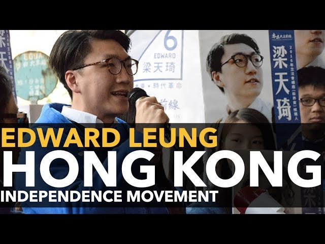 China Intensifies Efforts to Crush the Hong Kong Independence Movement